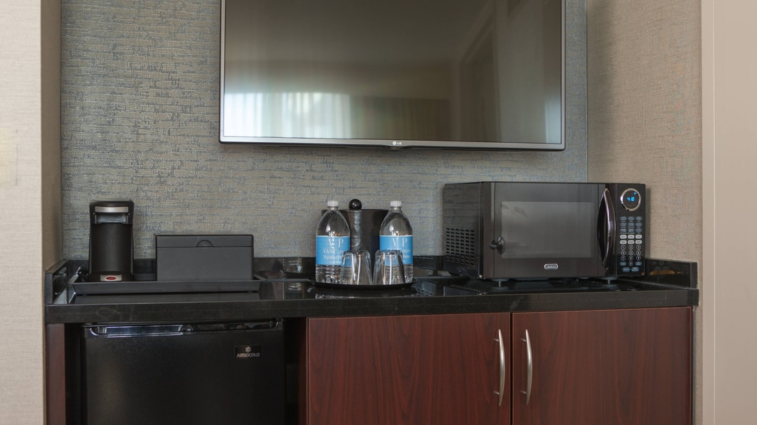 Hotel with Kitchenette
