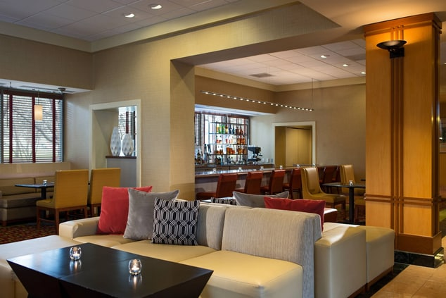 Downers Grove Hotel Lobby