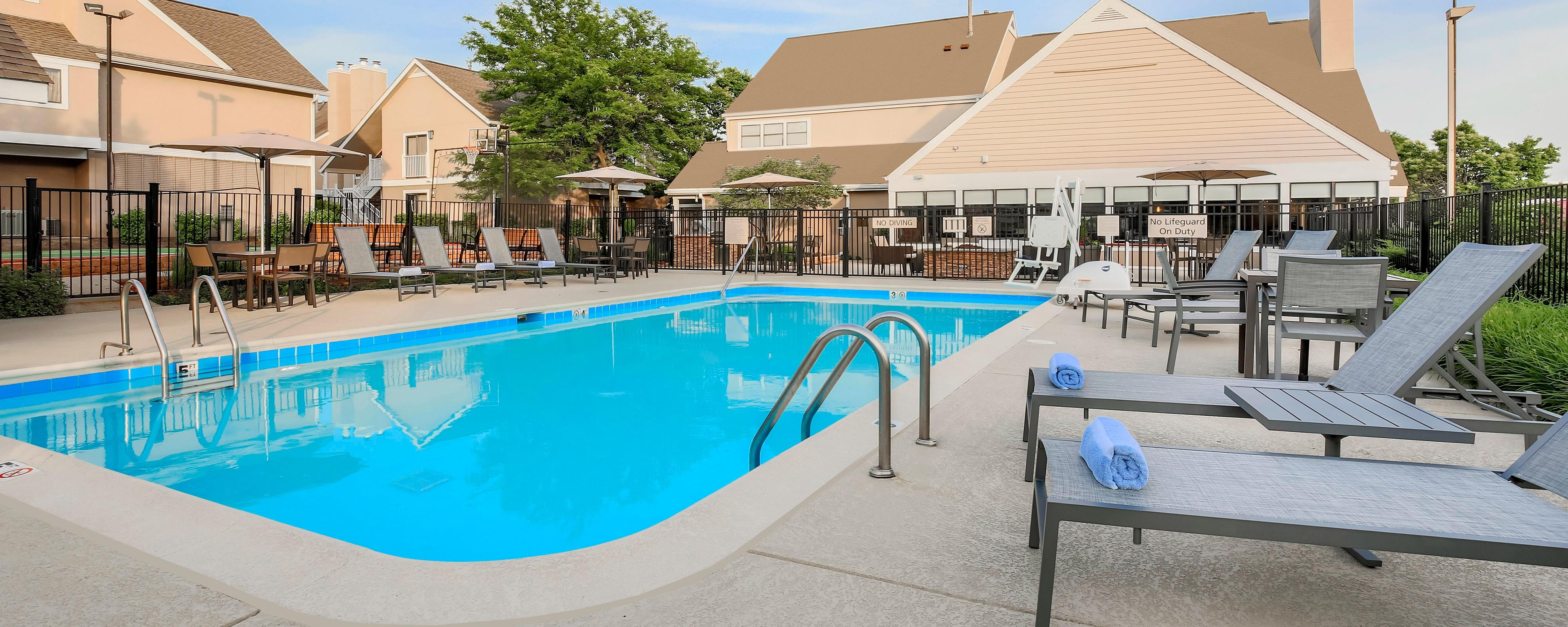 Deerfield Extended Stay Hotel Gym