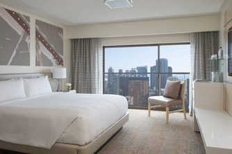 Magnificent Mile Hotel Suite