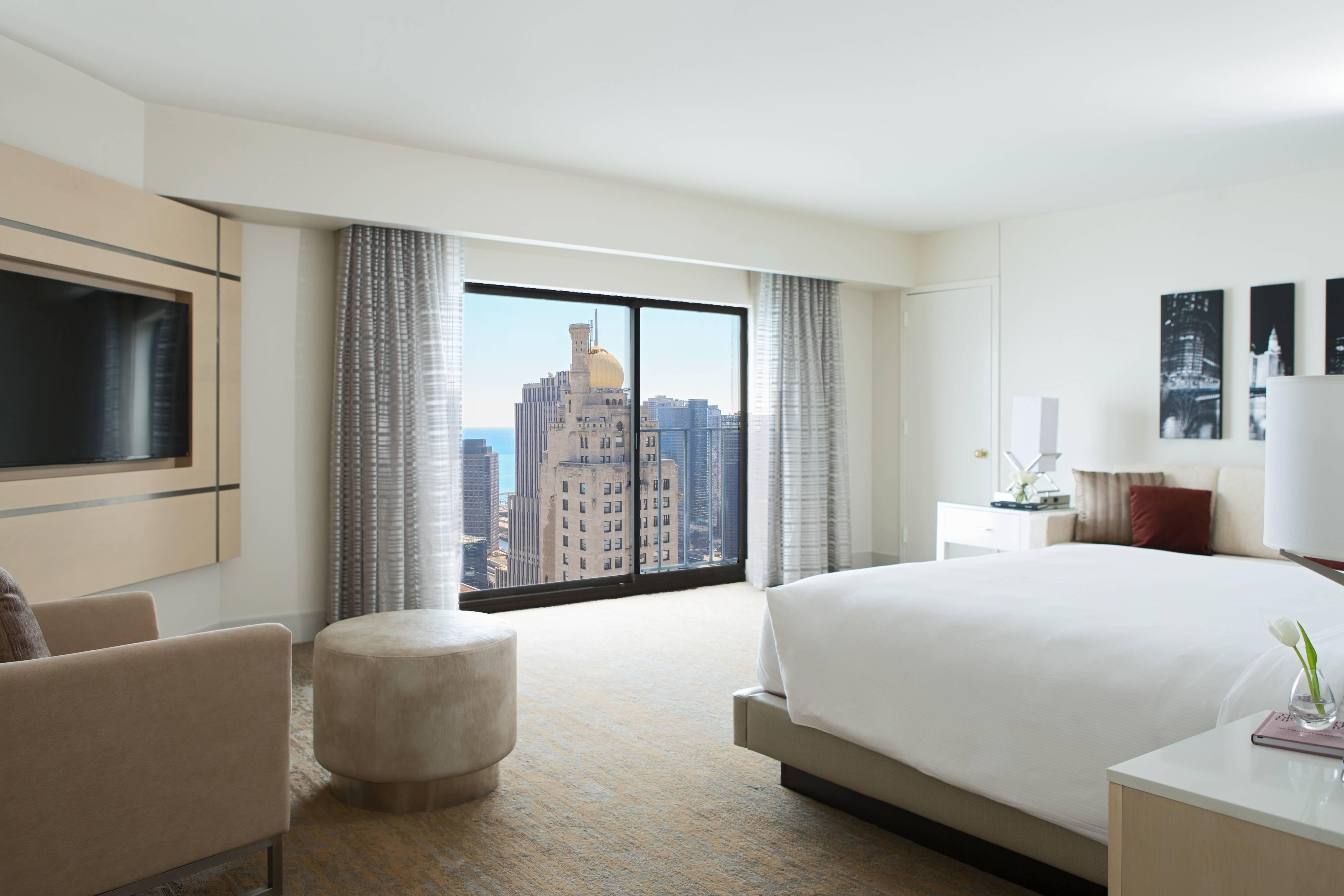 Chicago Hotel Suite