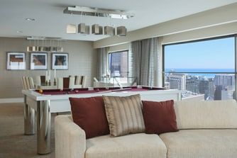 Chicago Hotel Suite