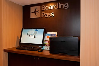boarding pass station elmhurst hotel