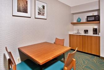 SpringHill Suites Elmhurst Executive Studio Suite