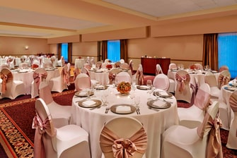Elk Grove Ballroom Wedding