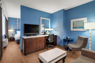 Chicago executive king suite
