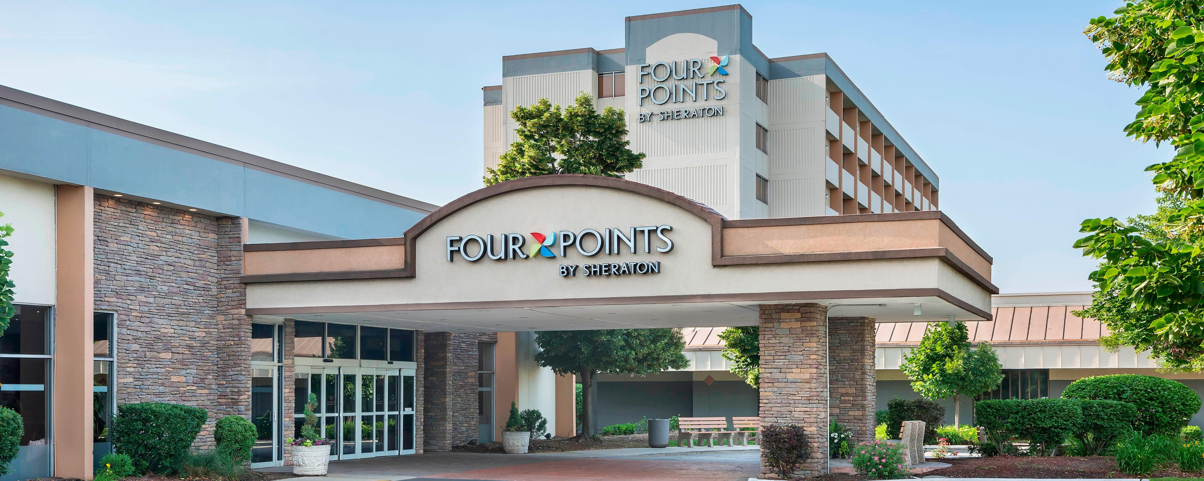 Four Points By Sheraton Chicago O Hare Airport Schiller Park Spg