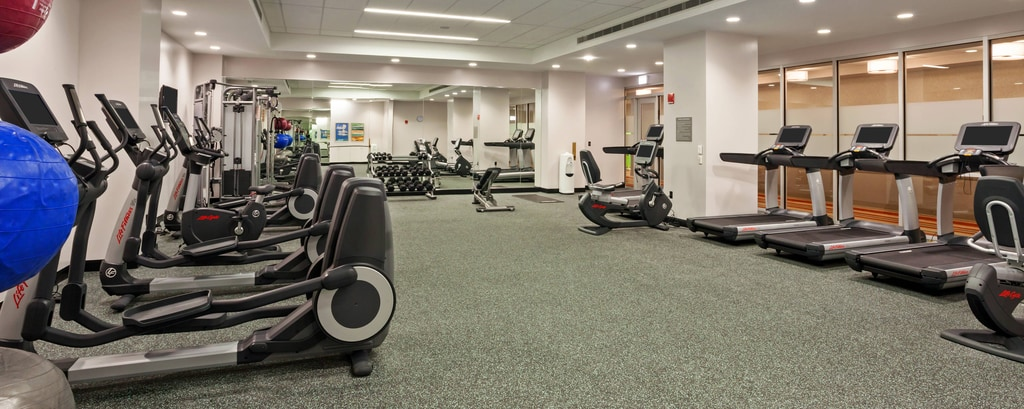 Centre de remise en forme du Fairfield Inn & Suites Chicago Downtown/River North