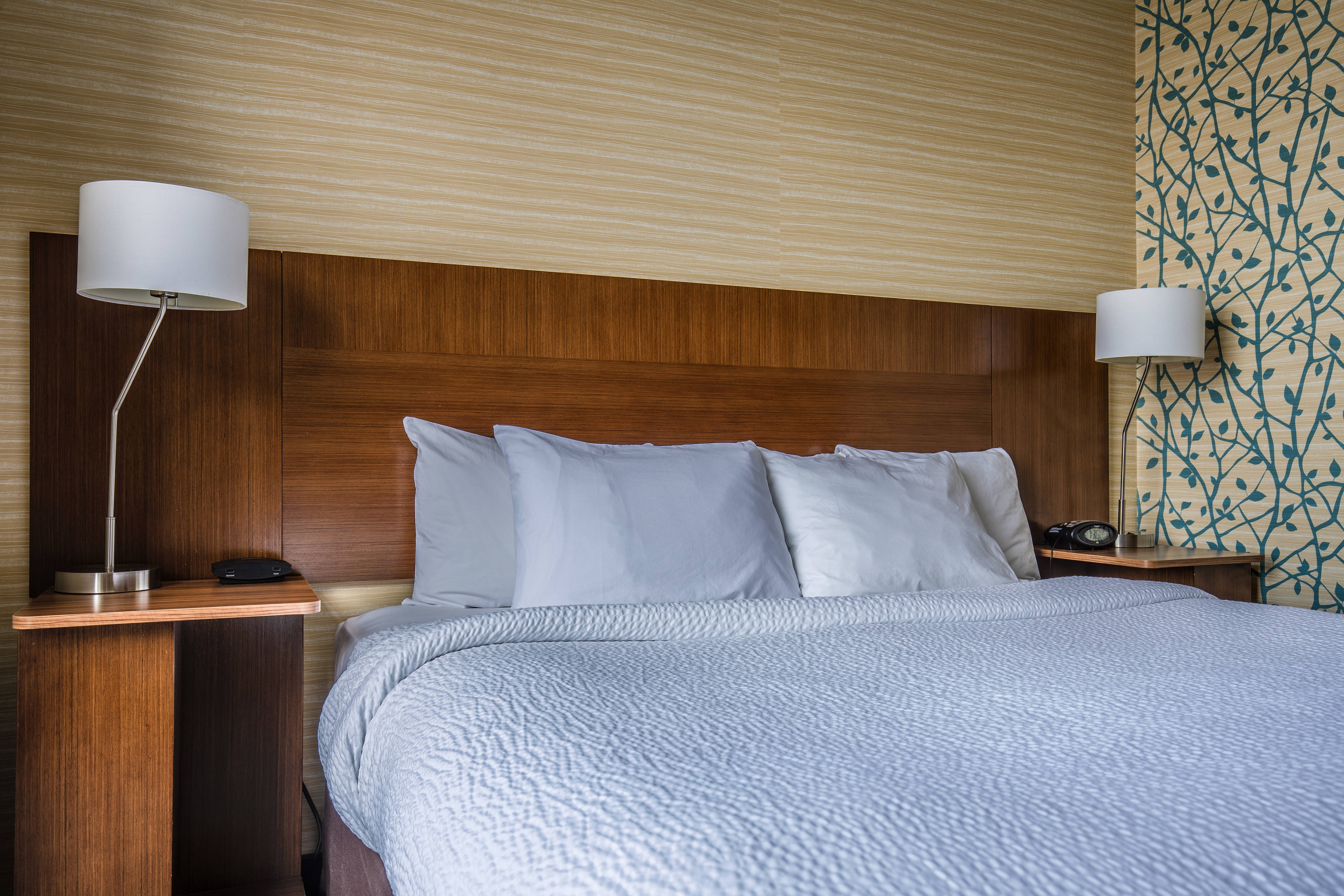 Suite mit Kingsize-Bett