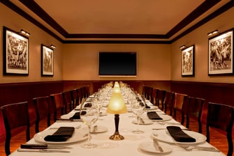 Shula s Steak House - Private Dining Room