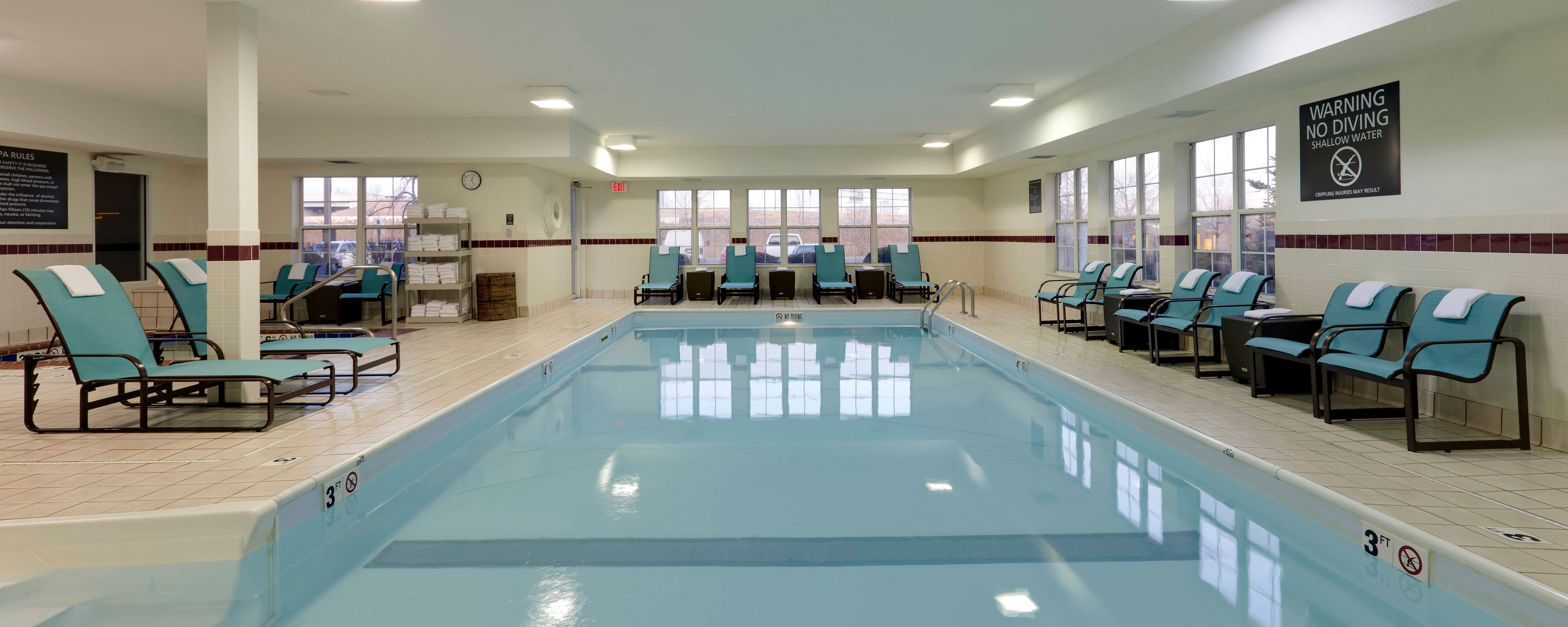Residence Inn Hammond Indoor Pool