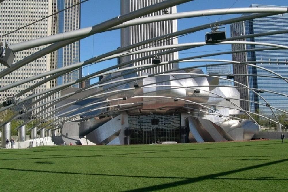 Hotels Near Millennium Park Chicago