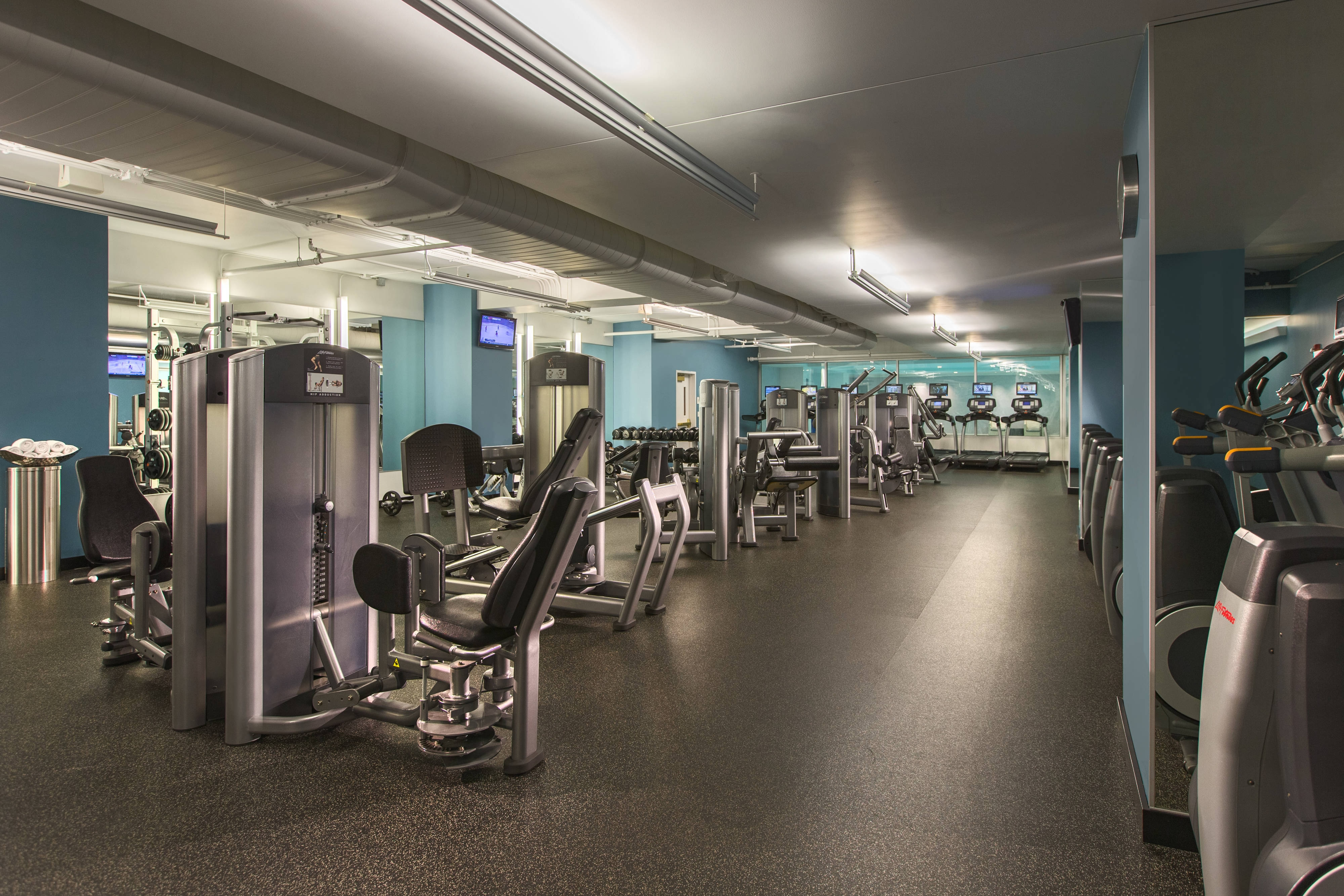 Chicago Downtown Fitness Center