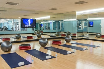 Downtown Chicago Fitness Center