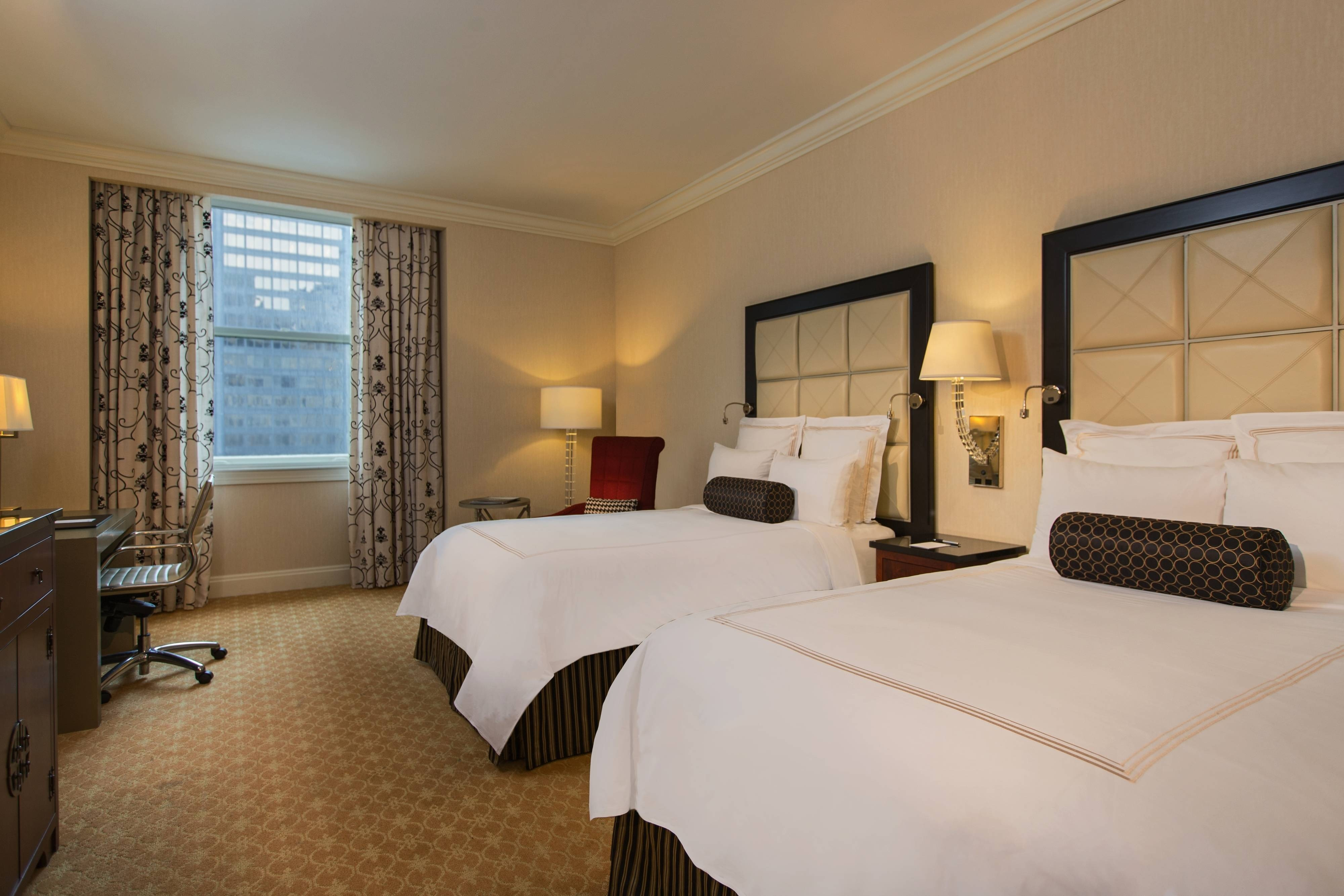 Double/Double Executive Level Guest Room