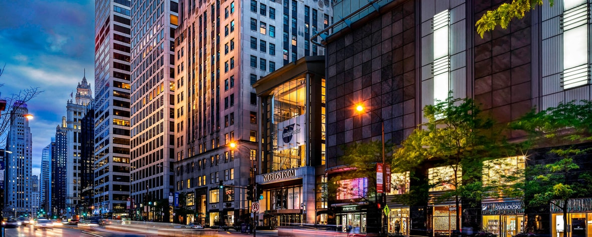 Hotel On Michigan Avenue Chicago The Gwen A Luxury