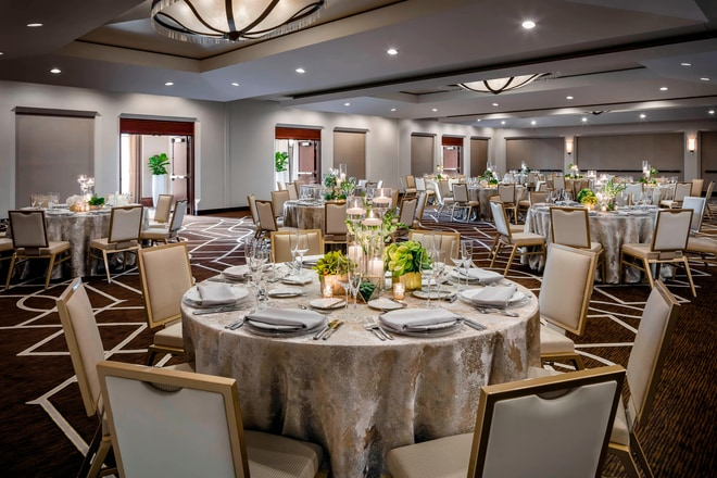 The Gwen - Gallery Ballroom/Social Setting