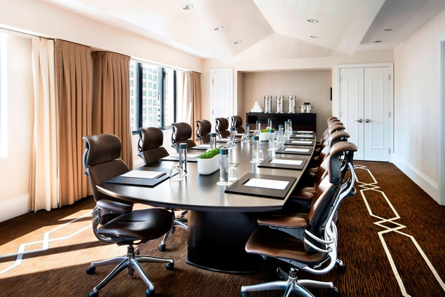 The Gwen Boardroom