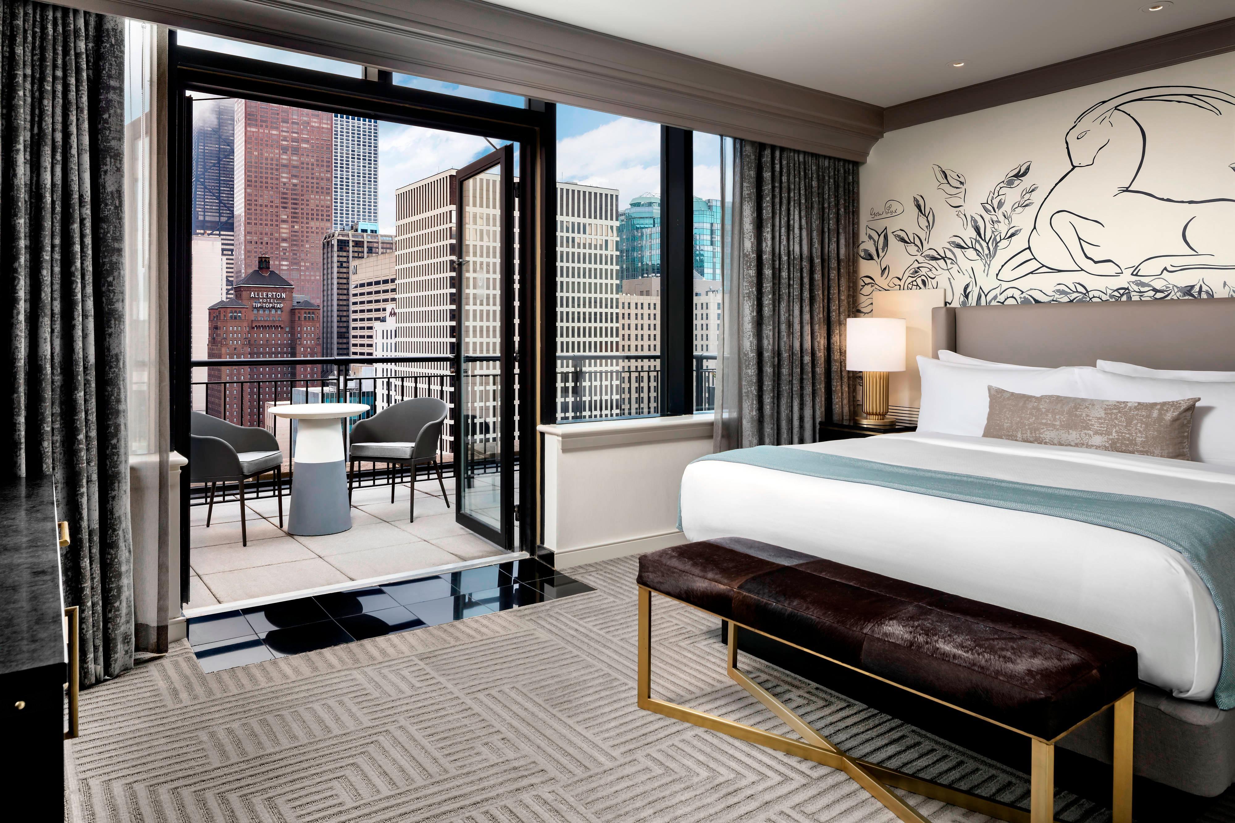 Superior Suite - King Terrace