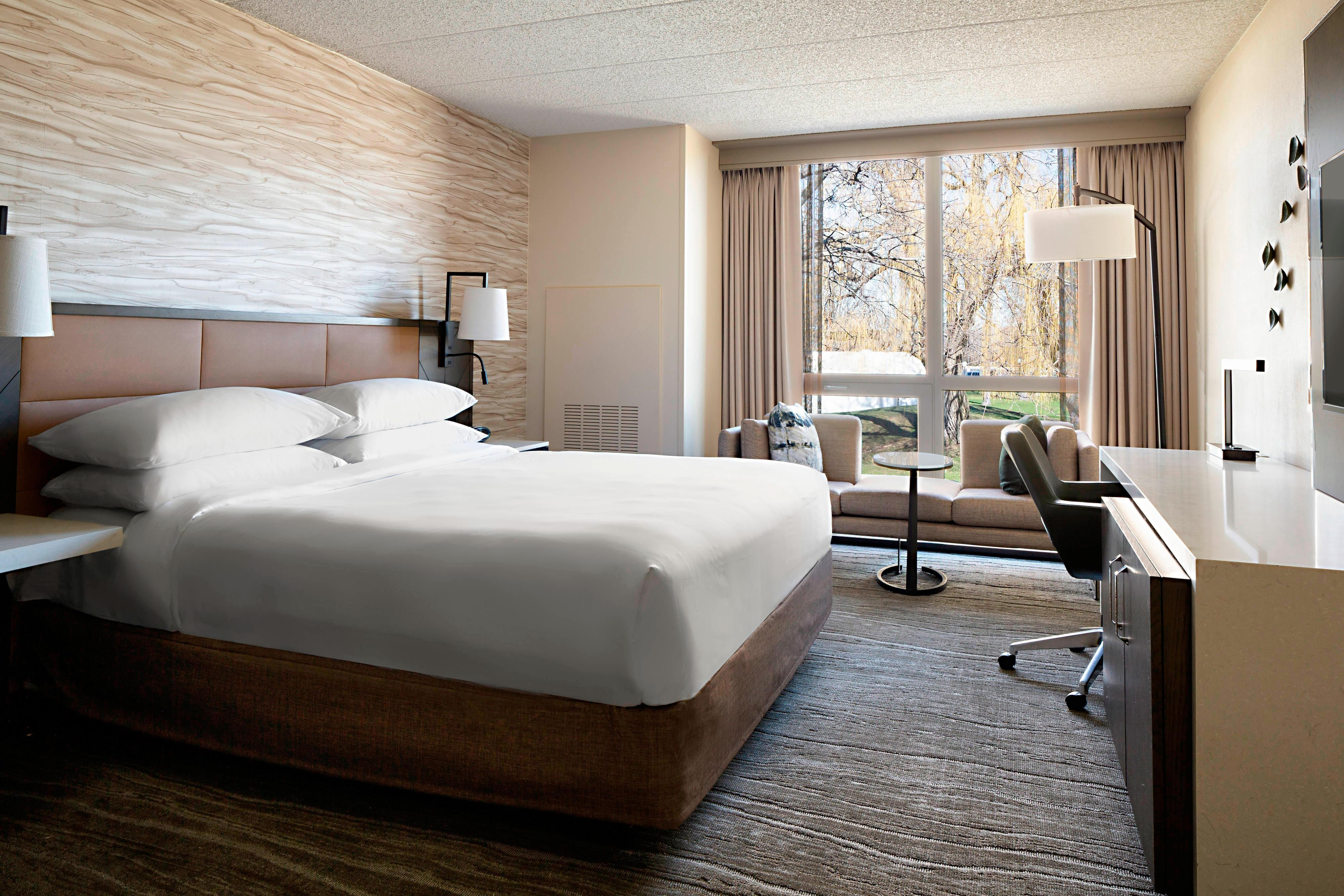 King Guest Room - Park View