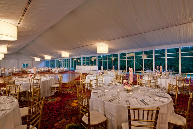 Grand Marquee Pavilion Social Events