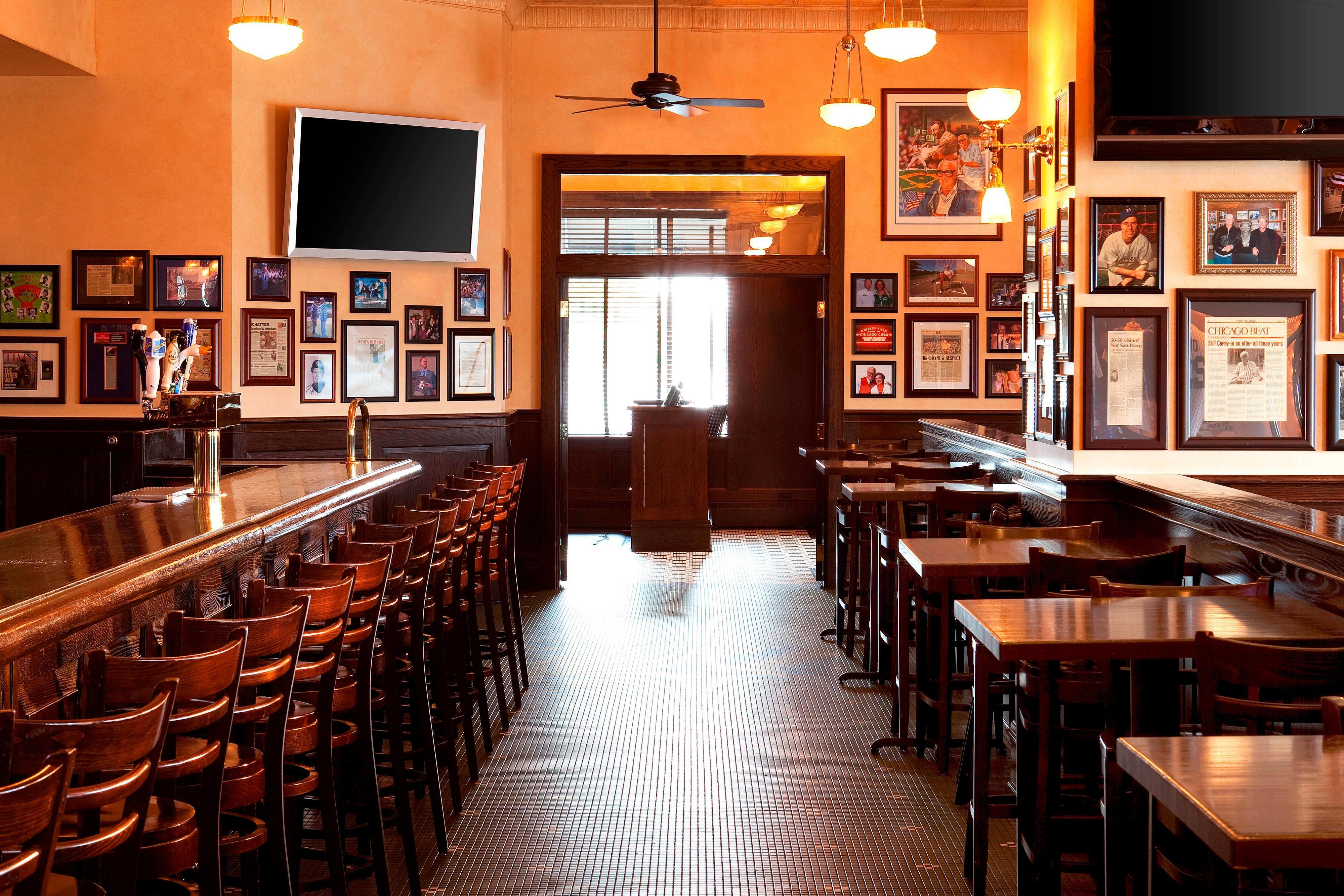 Harry Caray s Bar