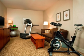 Westin Workout Guest Suite