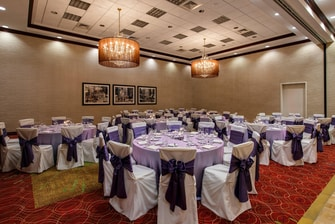 Chicago Ballroom – Reception Setup