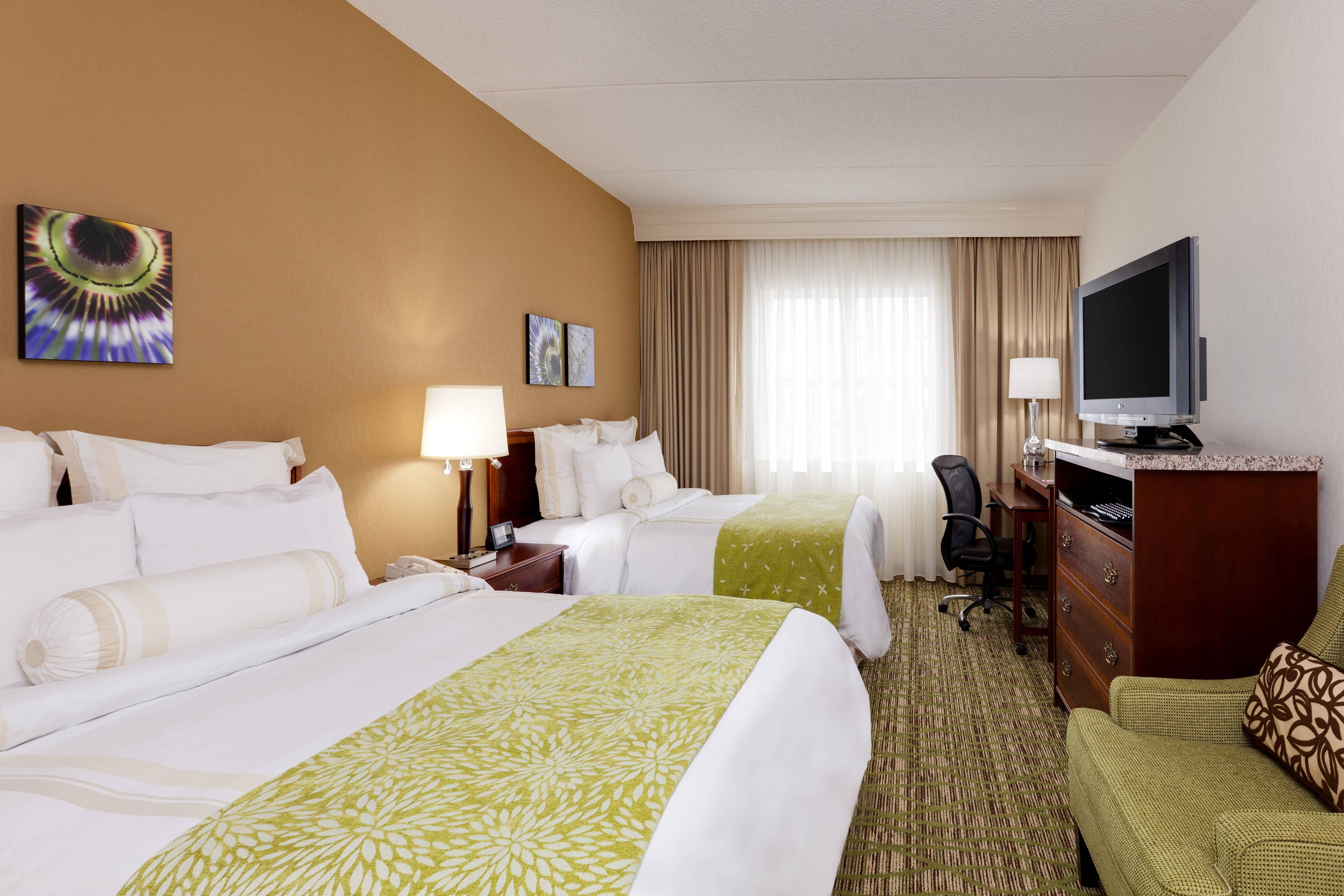 Midway Hotel Rooms