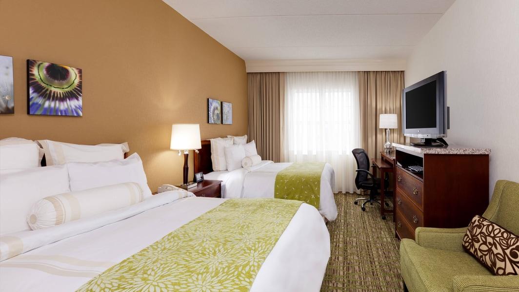 Habitaciones de hotel Midway
