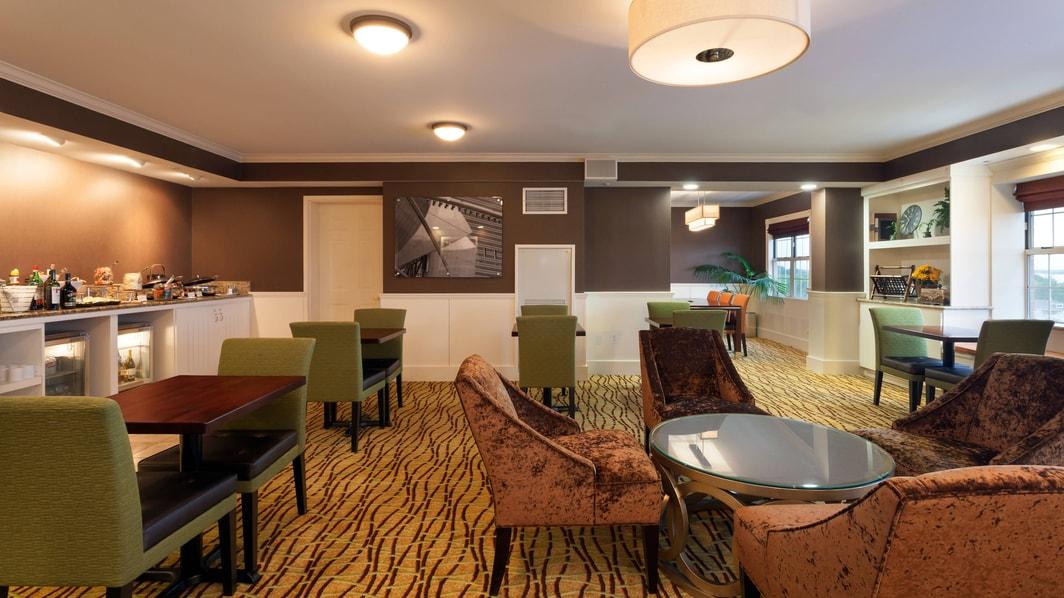 Lounge del Concierge