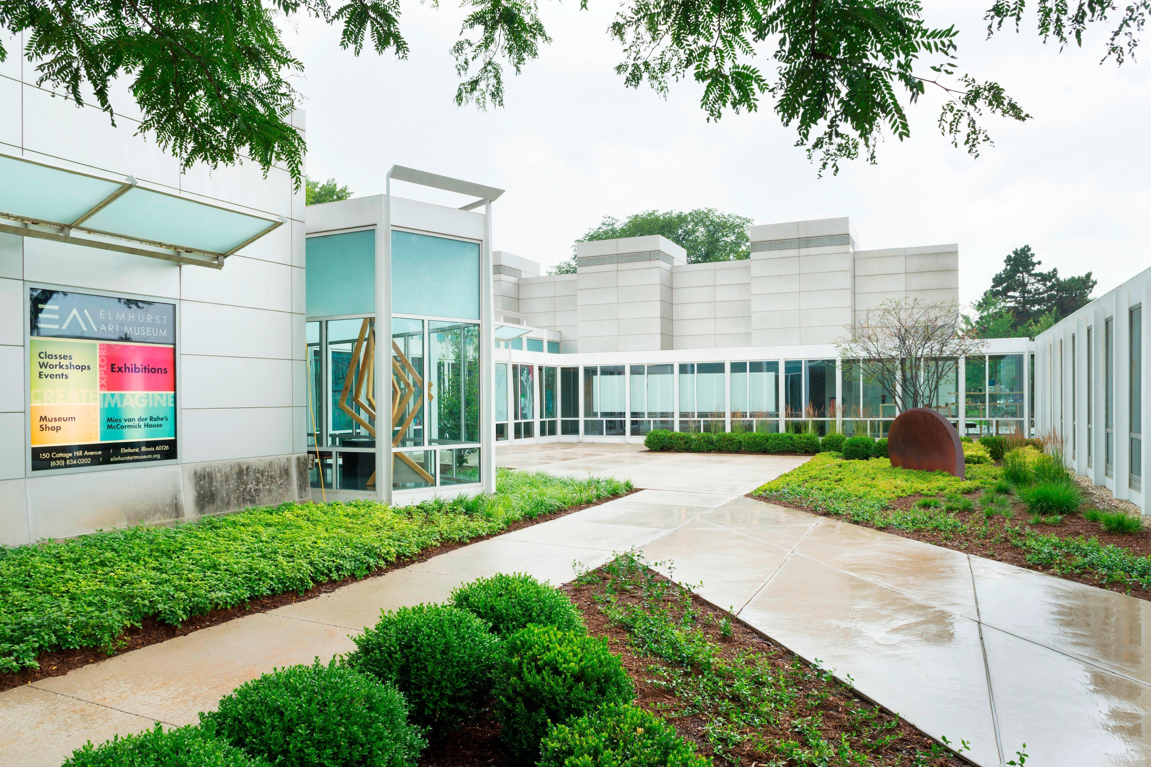 Elmhurst Art Museum