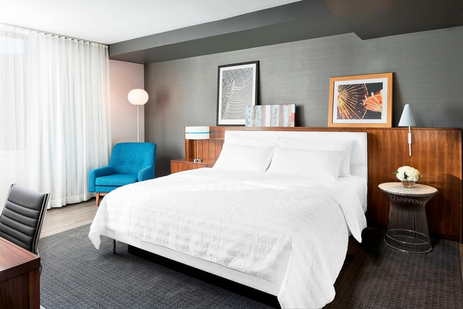 Classic King Guest Room