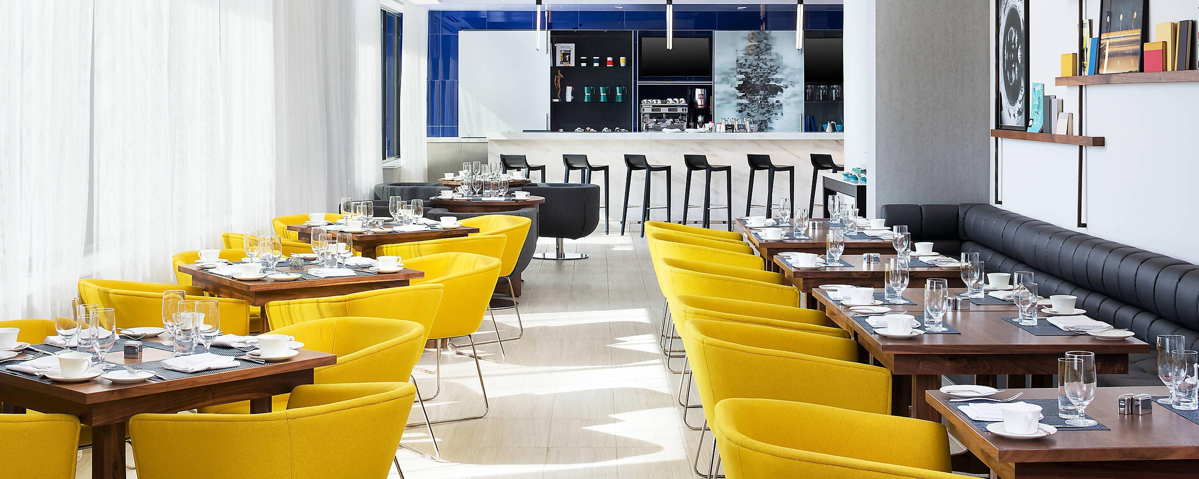 Restaurante Longitude 87