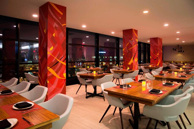 El Tapeo Dining Room