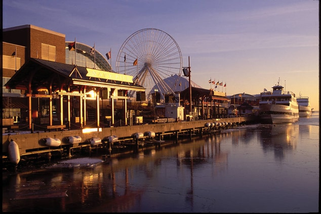 Chicago Hotels near Navy Pier