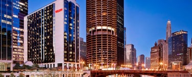 Отель The Westin Chicago River North