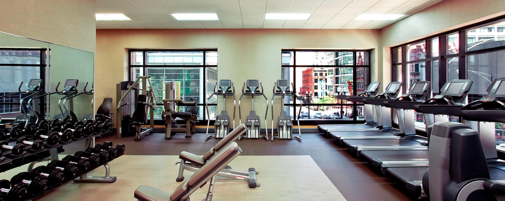 WestinWorkOUT Fitness Studio