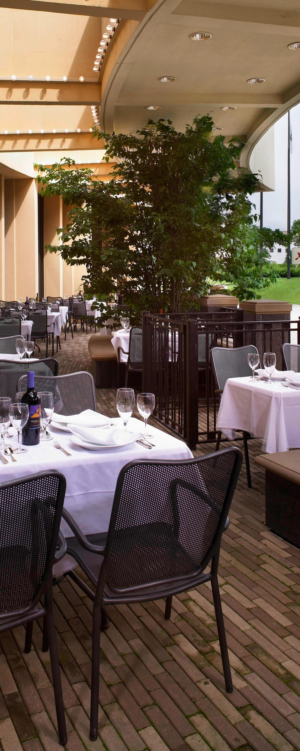 Restaurant avec terrasse à Oak Brook