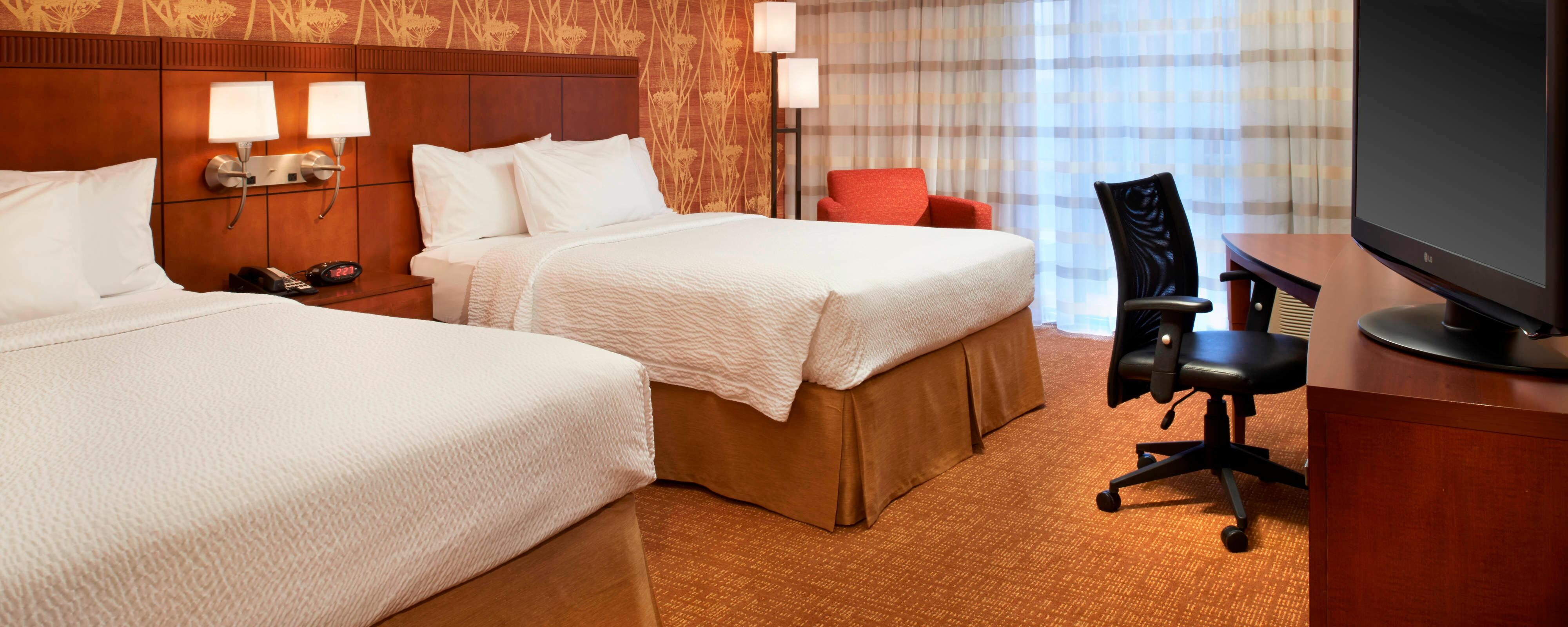 Hotels In Oakbrook Terrace Illinois Courtyard Chicago