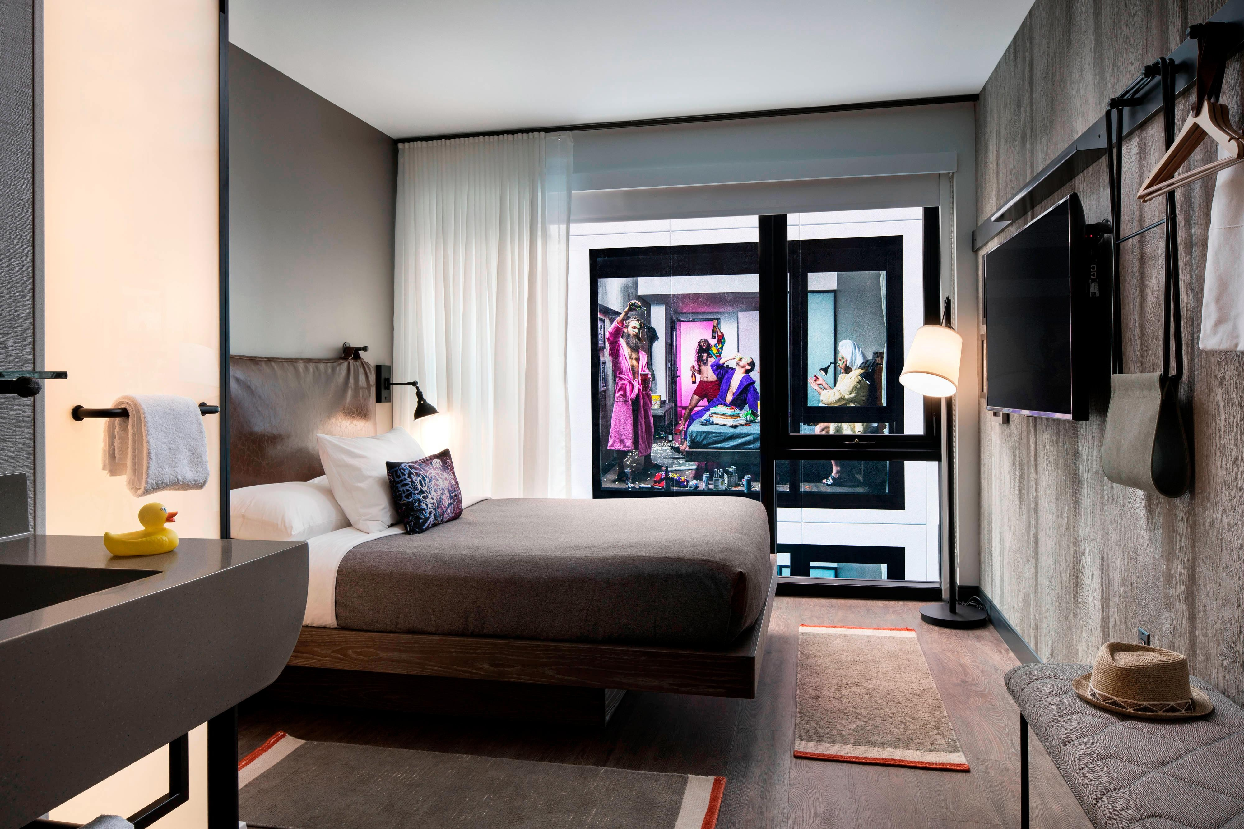 Inner Circle Guest Room