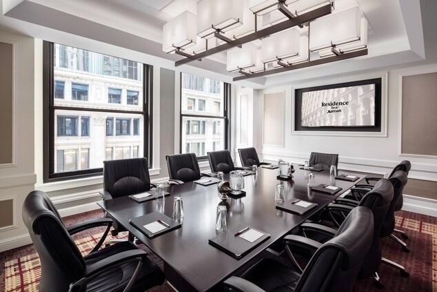 Adams Boardroom