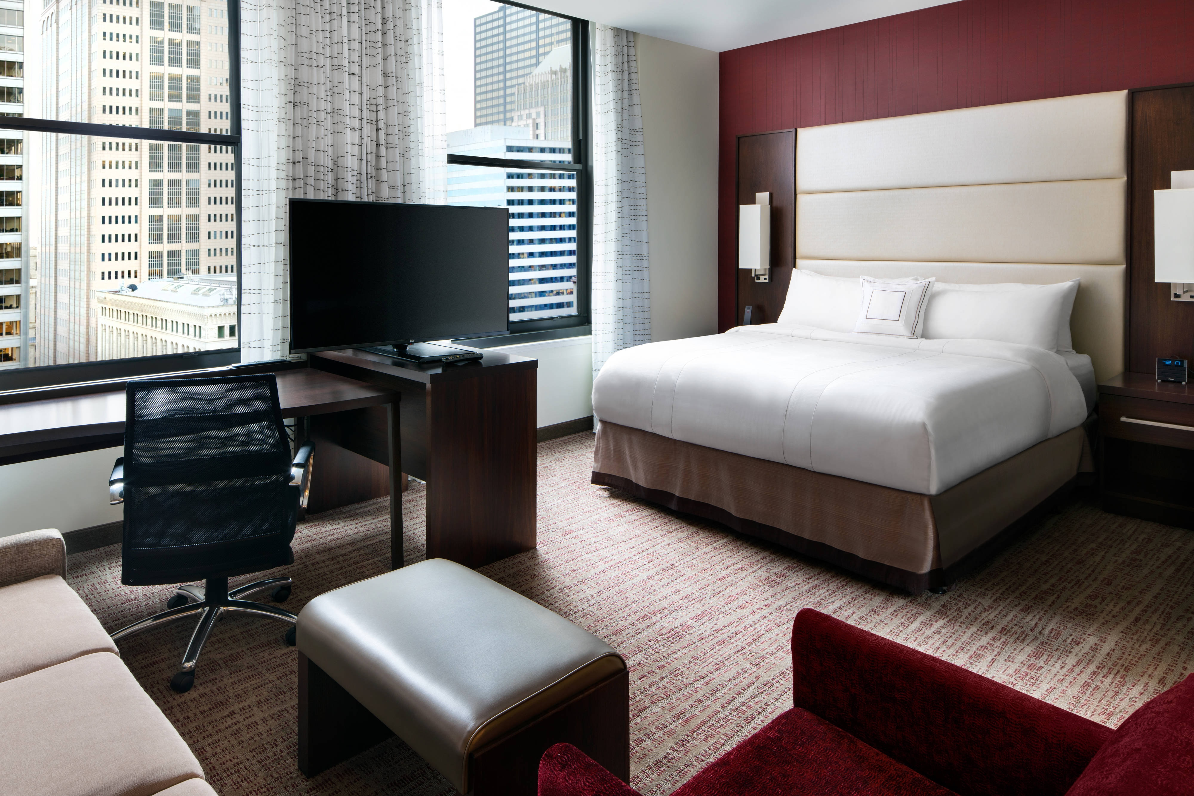 Downtown chicago hotel suites residence inn chicago downtown loop Two bedroom hotels in chicago
