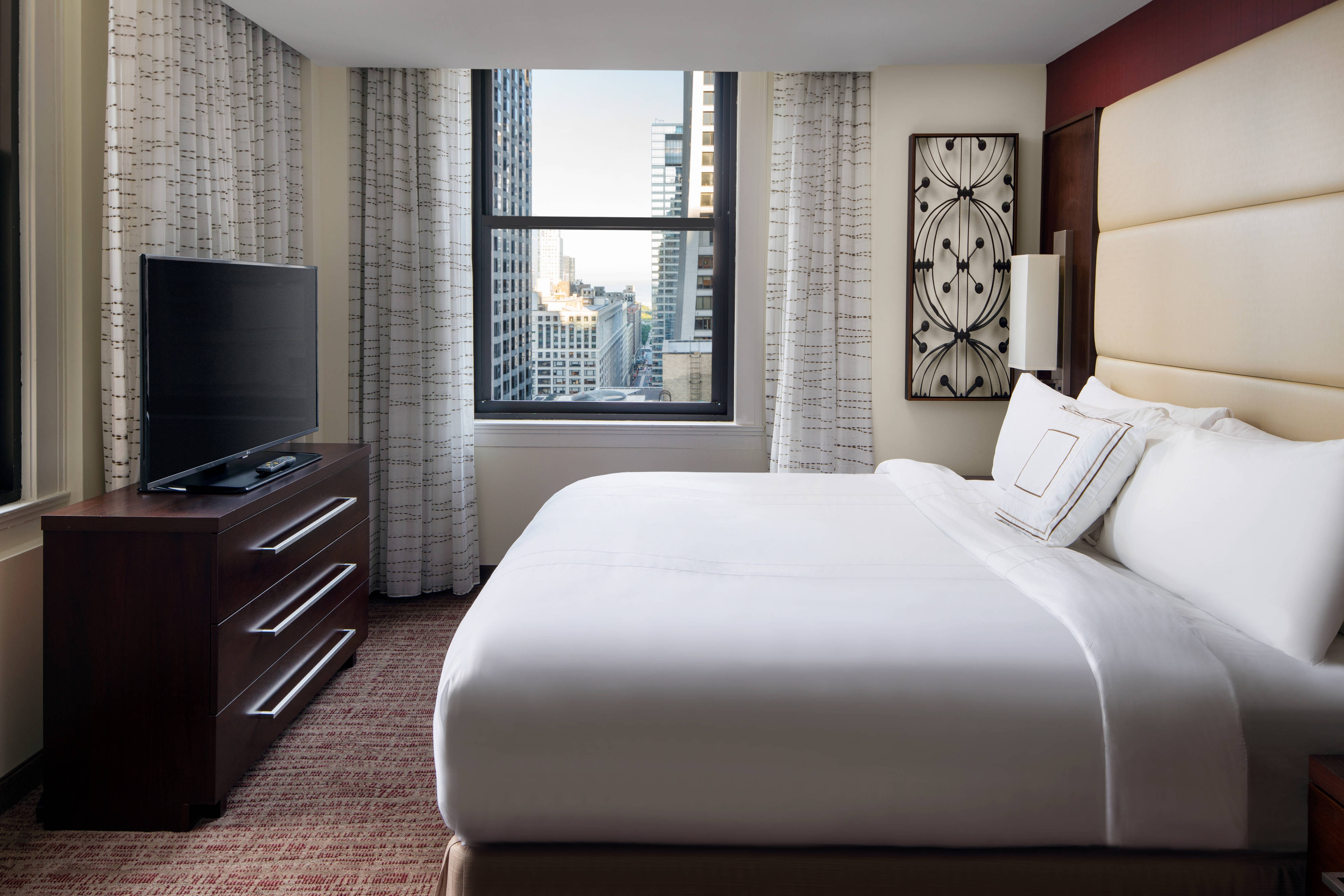 Downtown Chicago Hotel Suites Residence Inn Chicago Downtown Loop