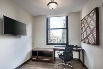 Two Bedroom Suite Office