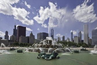 Buckingham Fountain – Grant Park