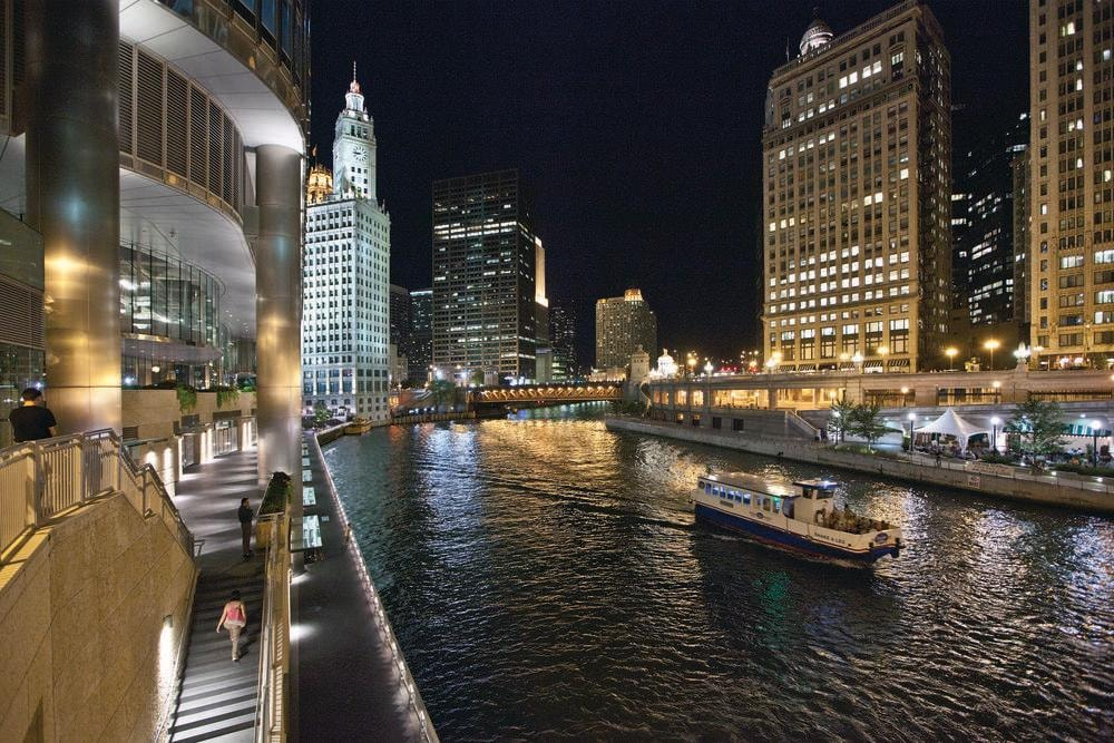 Riverwalk de Chicago