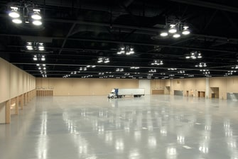 Convention Center - Exhibition Space