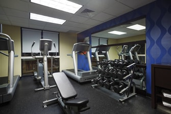 st charles hotel fitness center