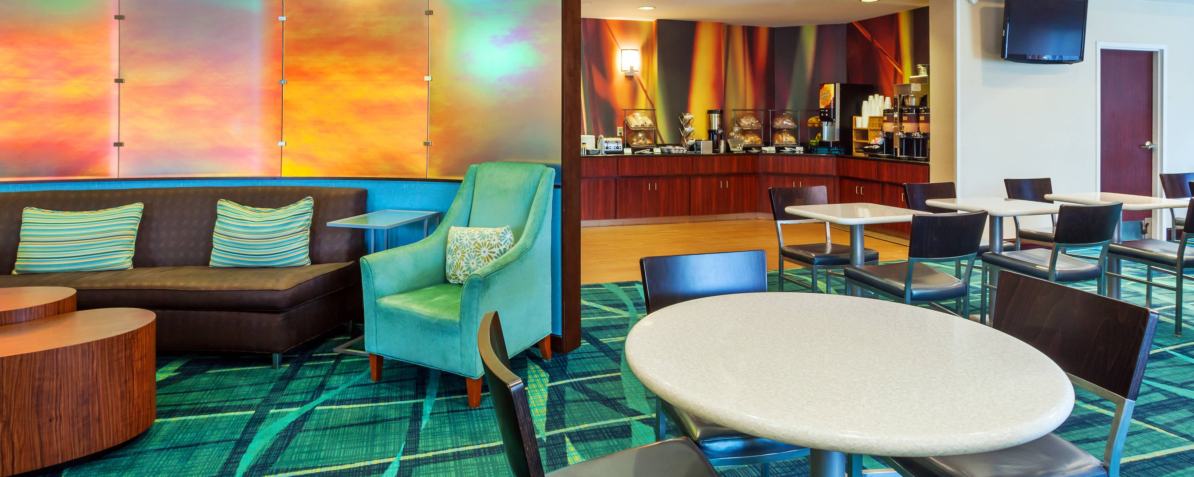 Schaumburg Hotel With Free Breakfast Springhill Suites